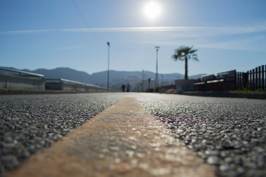 Promenade, Tirana / Albania · 2017