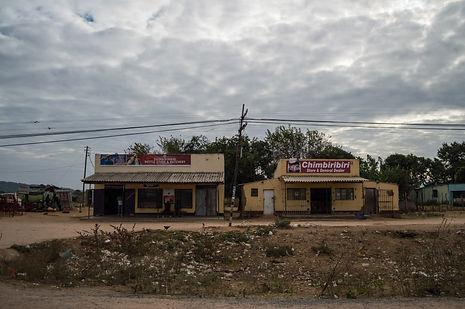 village in Zimbabwe
