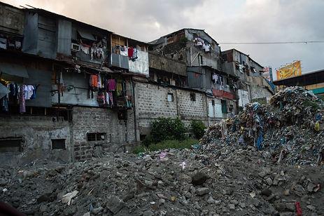 Landfill in Manila, Philippines
