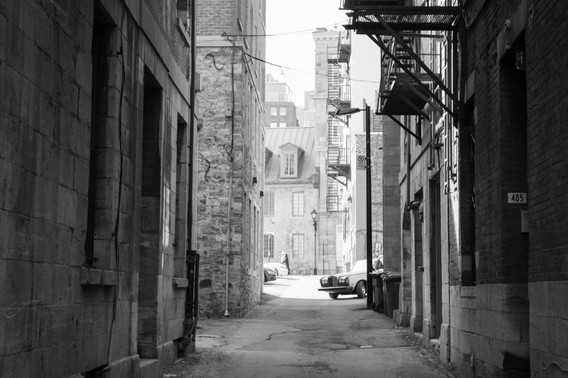 Old Port, Montreal / Canada· 2016