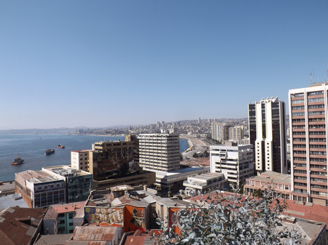 Valparaíso / Chile · 2014