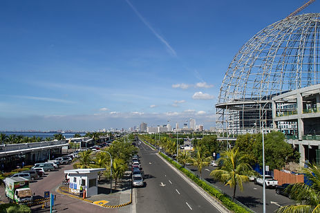 A mall in Manila, Philippines