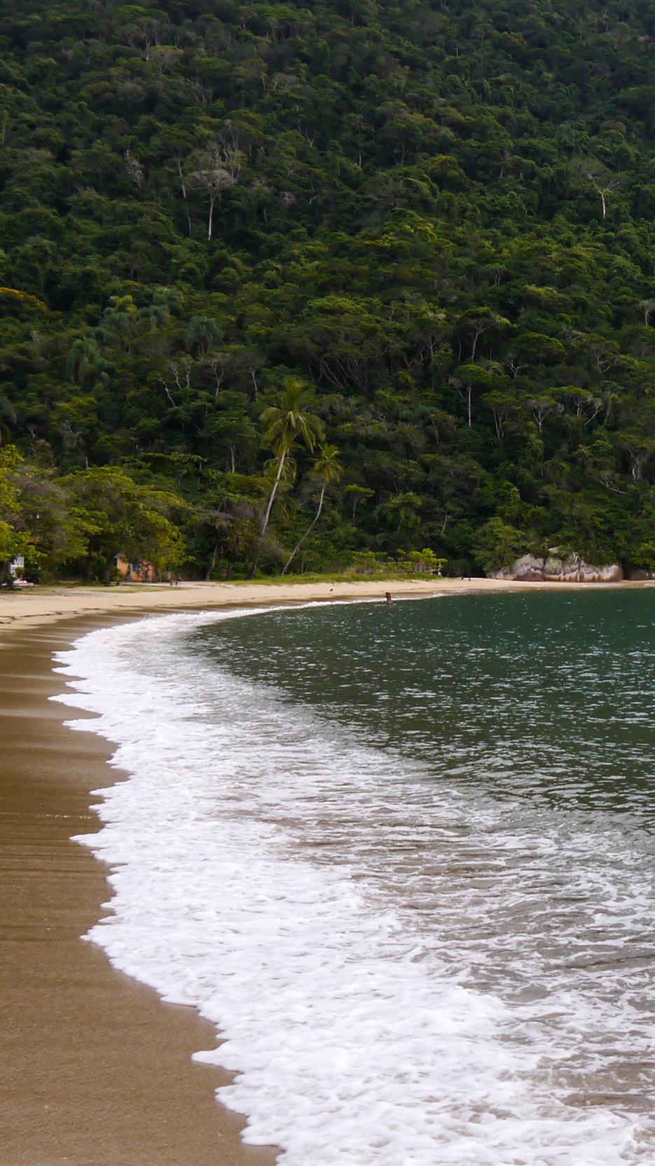 Praia do Pouso, Ilha Grande / Brazil · 2014