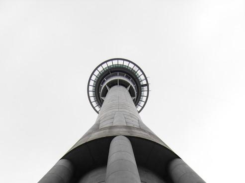 Sky Tower, Auckland / New Zealand · 2009