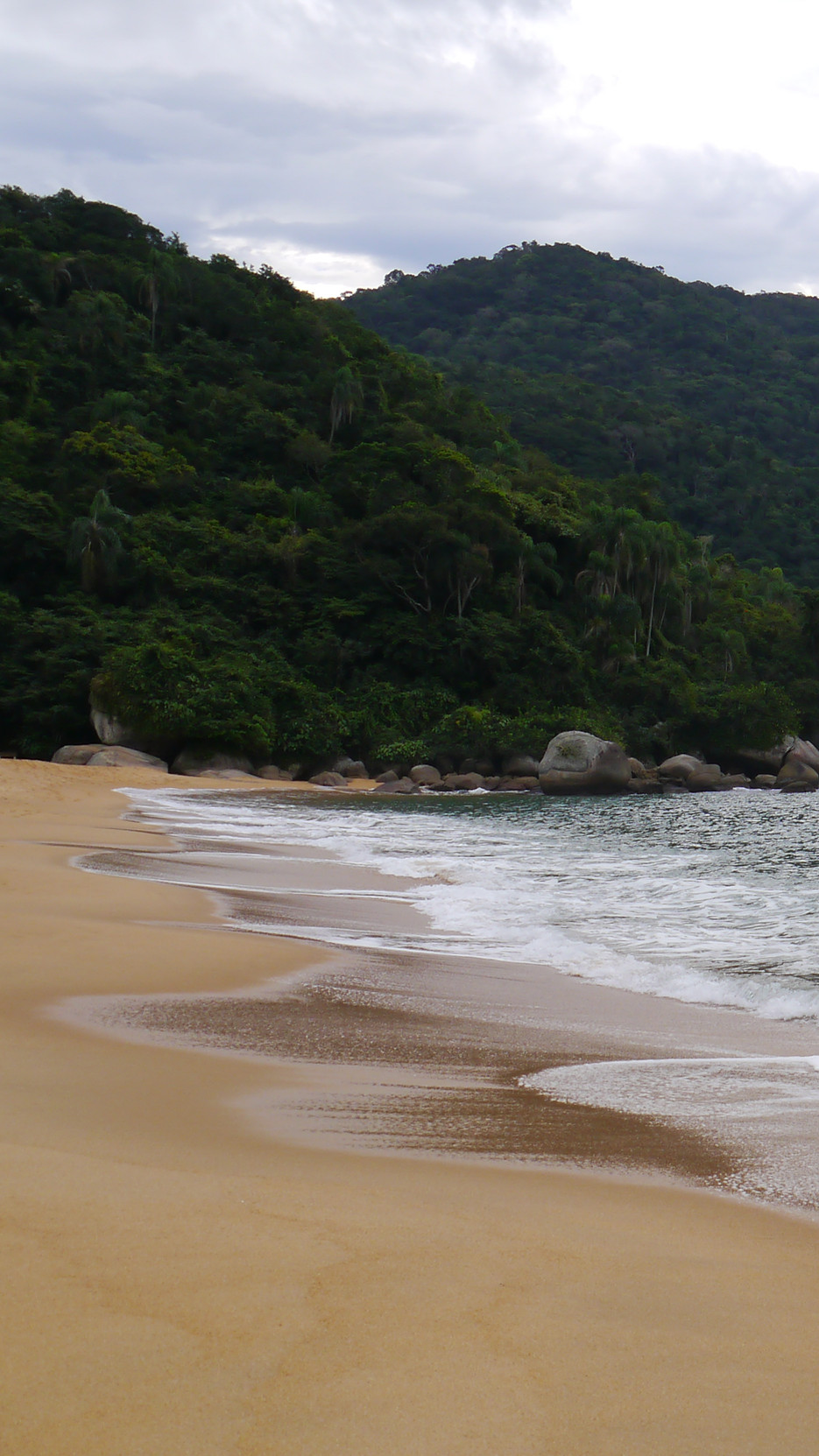 Enseada das Palmas, Ilha Grande / Brazil · 2014