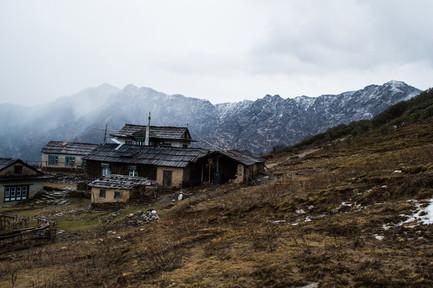 Himalayas / Nepal