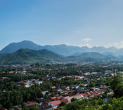 Mount Phousi, Luang Prabang / Laos