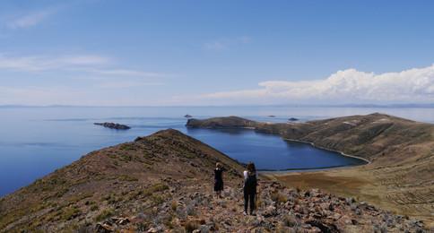 Isla del Sol, Lago Titicaca / Bolivia · 2014