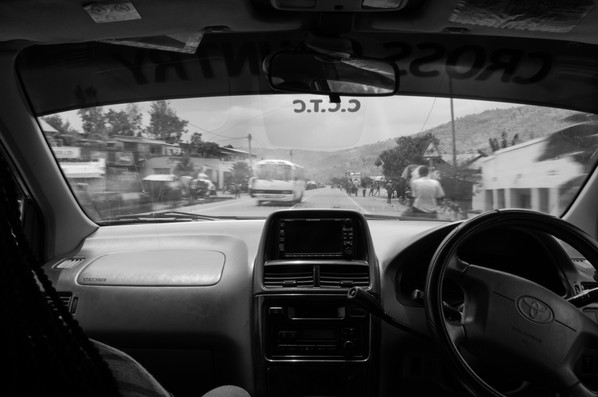 along the road / Rwanda· 2017