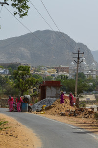 Pushkar, Rajsthan / India