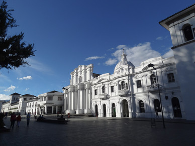Popayan / Colombia