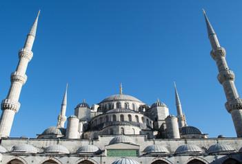 Blue Mosque, Istanbul / Turkey· 2015