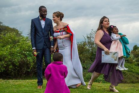 wedding in Zimbabwe