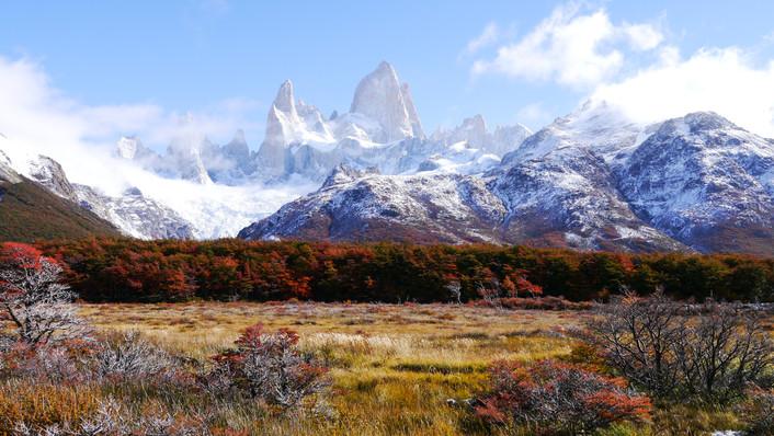 Mt. Fitzroy, Patagonia / Argentina · 2014