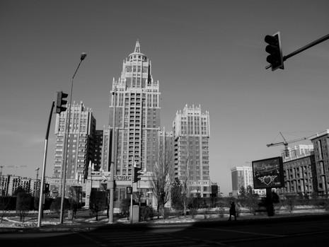 Downtown, Nur-Sultan / Kazakhstan · 2018