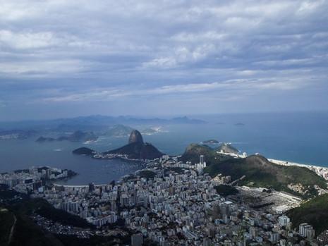 Corcovado Hill, Rio de Janeiro / Brazil · 2014