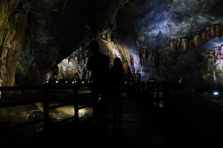 Paradise Cave, Dong Hoi / Vietnam