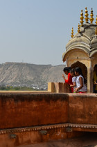 Palace of the Winds (Hawa Mahal), Jaipur / India · 2015