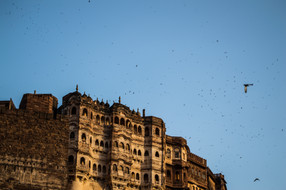 Mehrangarh Fort, Jodhpur / India · 2015