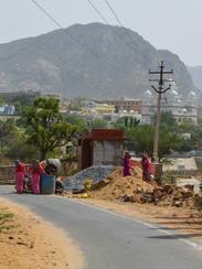 Pushkar, Rajsthan / India · 2015