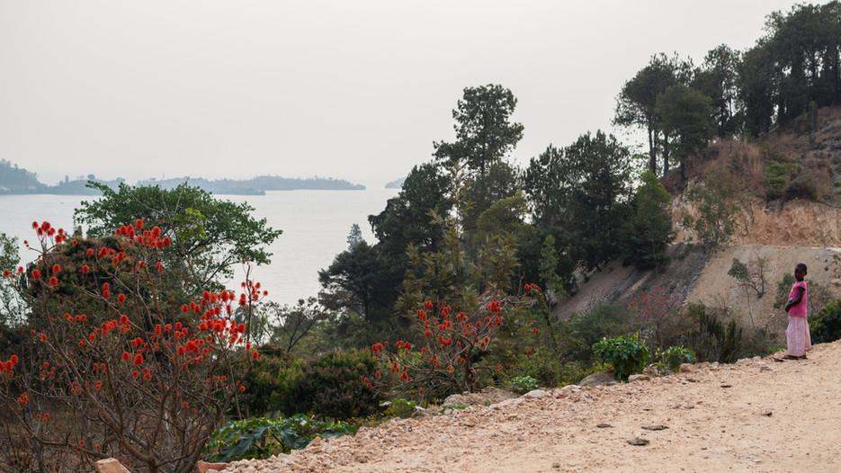 Kibuye, Lake Kivu / Rwanda · 2017