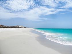 sand dunes outside Coral Bay / Australia
