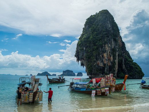 Railay, Krabi / Thailand · 2015