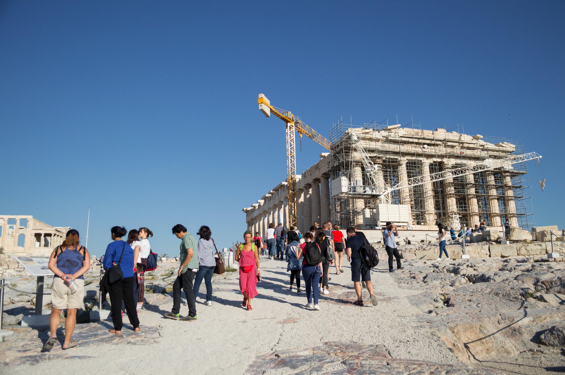 Acropolis, Athens / Greece · 2017