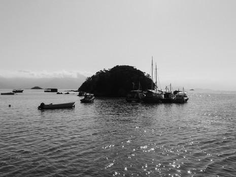 Vila do Abraão, Ilha Grande / Brazil· 2014