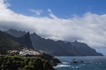 Anaga mountain range, Tenerife / Spain