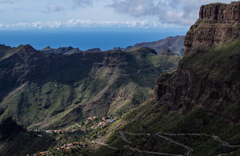 Masca, Tenerife / Spain