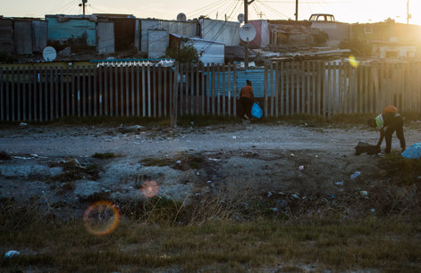 Cape Flats, Cape Town / South Africa · 2017