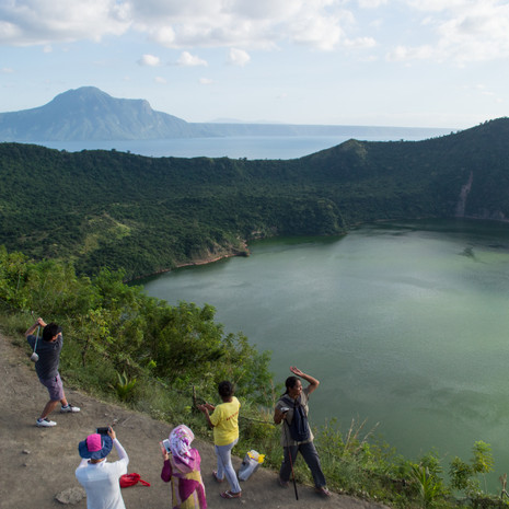 Lake Taal, Luzon / Philippines · 2015