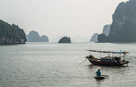Ha Long Bay / Vietnam· 2015