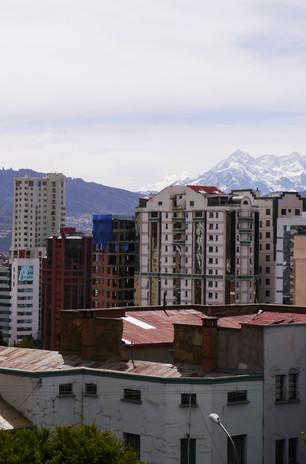 Sopocachi, La Paz / Bolivia · 2014