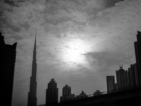 Burj Khalifa, Dubai / UAE · 2009