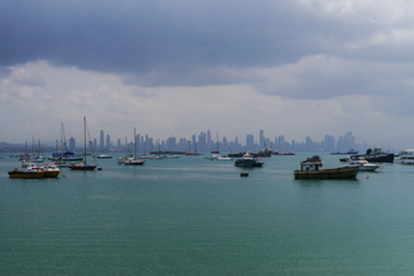 Amador Causeway, Panama City / Panama · 2014