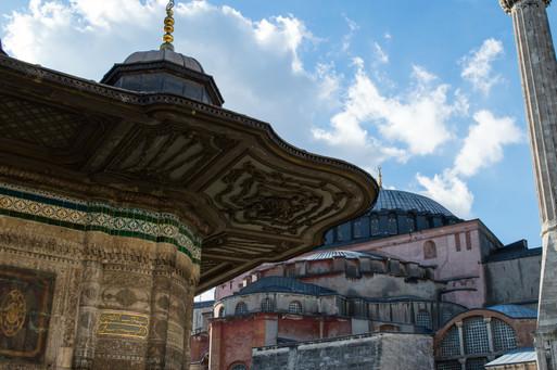 Hagia Sophia, Istanbul / Turkey· 2015