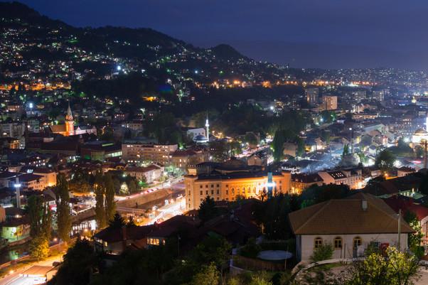 Sarajevo / Bosnia & Herzegovina · 2017