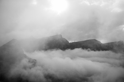 Chenek, Simien Mountains / Ethiopia · 2017