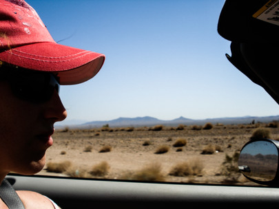 Along the road / USA · 2007