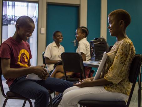 Imagine Scholar. Kamhlushwa / South Africa · 2017