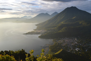 Lago Atitlan / Guatemala · 2014