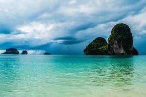 Phra Nang Beach, Krabi / Thailand