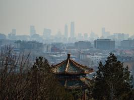 Jingshan Park, Beijing / China · 2016