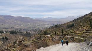 Colca Canyon / Peru · 2013