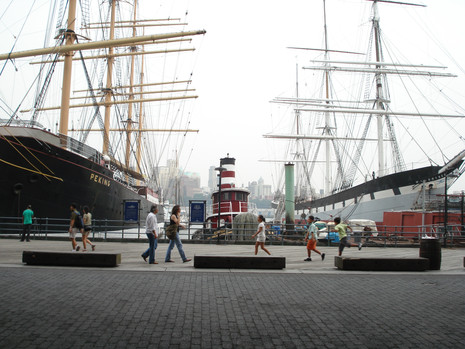Pier 17, Manhattan, New York / USA · 2007