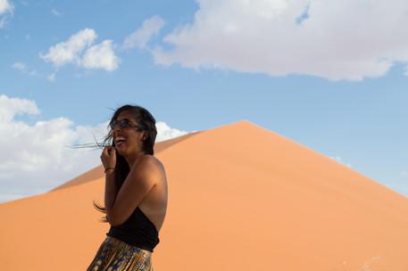 Sossusvlei / Namibia