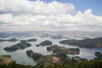 Lake Bunyonyi / Uganda