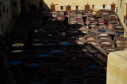 Medina, Fez / Morocco · 2016